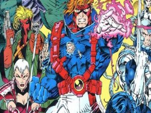 List of Marvel Characters