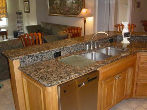 Why Choose A Granite Countertop